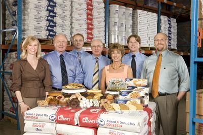 Dawn Family w-Food