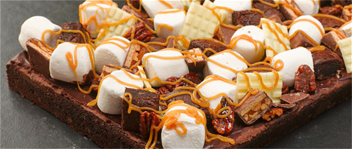 Rocky Road Brownie Extreme