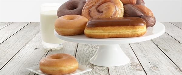 Yeast Raised Donut Mixes and Bases