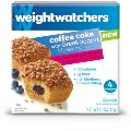 Weight Watchers Blueberry Coffee Cake