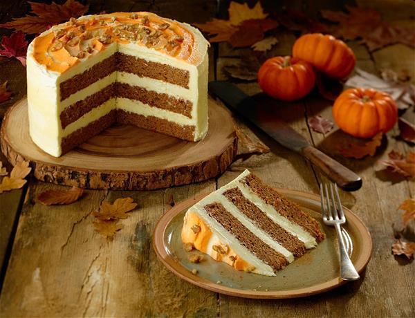 Simple Carrot Cake Recipe Uk