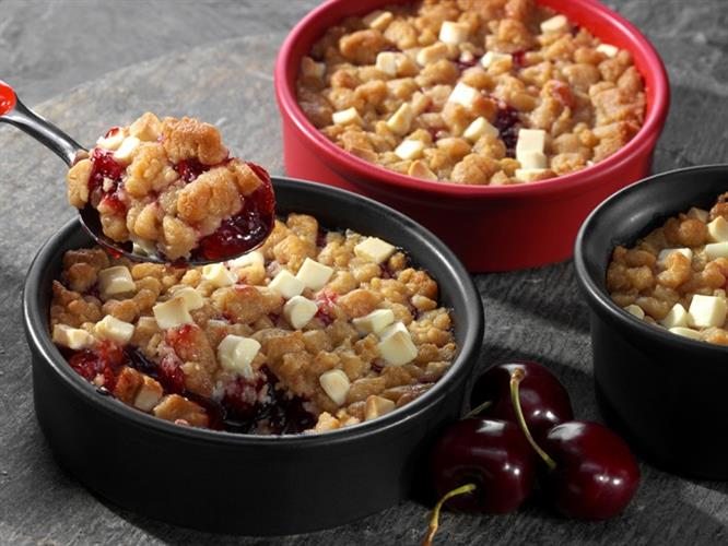 Cherry Crumble CookieKin