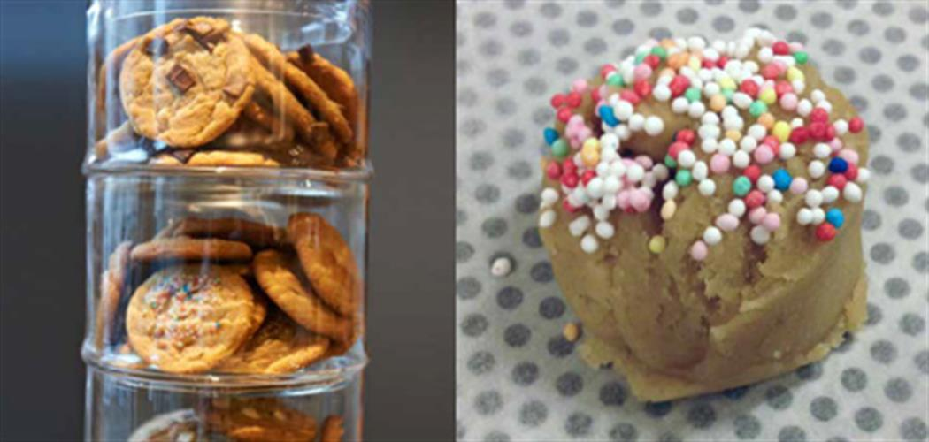 Classic Cookies - Choc Chip or Multi Sprinkled