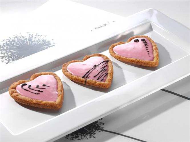 Cookie Heart Tarts
