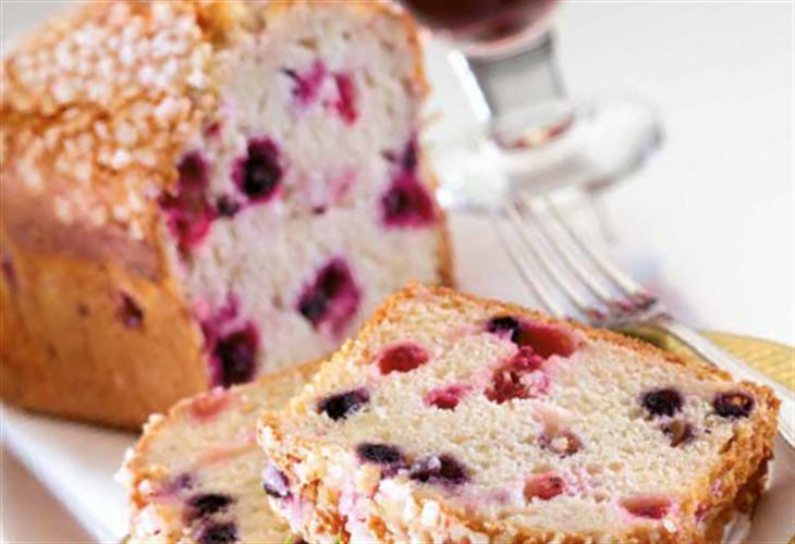 Blueberry Bundt Cake Recipes Uk