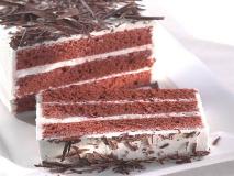 Dawn's Vegetarian Red Velvet Creme Cake Base