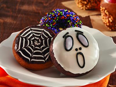 Beignes-gâteaux spectre-culaires