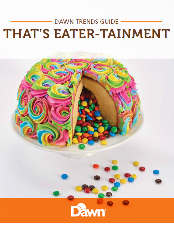 Eater-tainment Trend Guide Cover