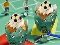 Erweitern Sie Ihre Fankurve Fußballfieber-Rezepte