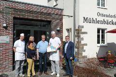 Dawn Foods Preisausschreiben: Thomas Kühnel packt die Koffer