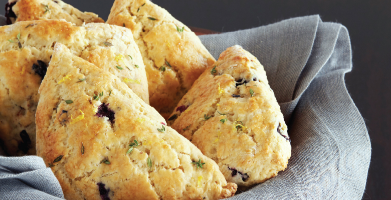 Tips for savory sweet baked goods