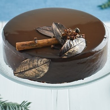 Chocolate Mousse Cake christmas 201815400 - Copy