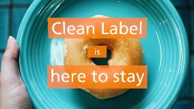 Clean Labels for Bakeries Video