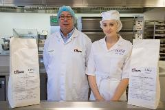 Student Ambassador Laura Gets Dawn to Business with Recipe Re-Inventions