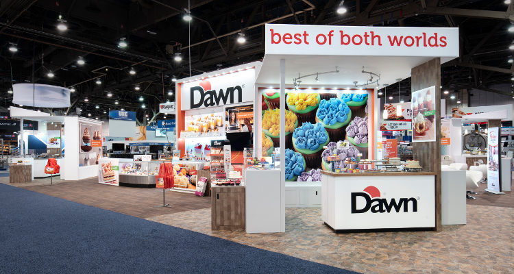 Dawn IBIE booth interview with Carrie and Steven