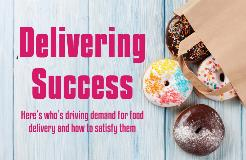 Delivery Success Infographic