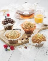 NOUVEAUTÉ : Muffin Flowercup chocolat