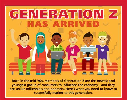Marketing to Generation Z | Dawn Foods