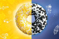 2 nouveaux donuts qui vont vous faire craquer !