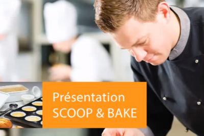 Presentation Scoop & Bake Dawn
