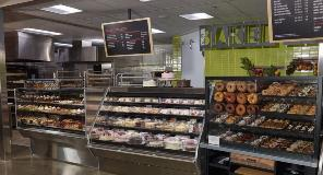 Turn the bakery department into a household name