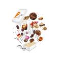 SCOOP&BAKE : Nouveaux emballages