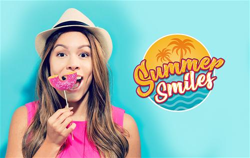 Summer Smile Kampány