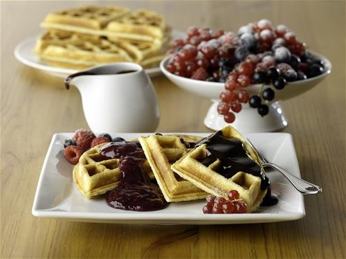 Very Berry Wafels