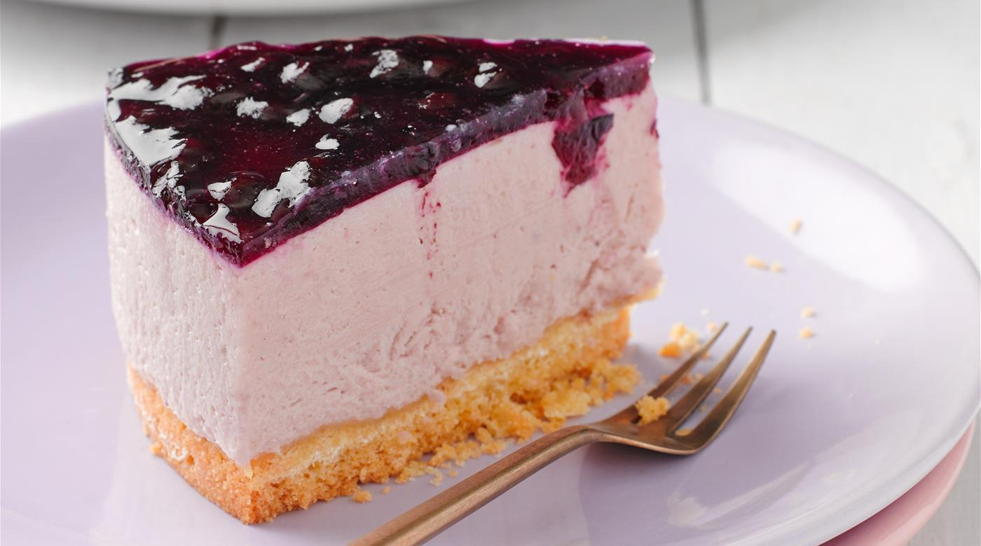 Blueberry-Cheesecake