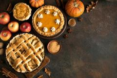 Fall bakery ideas from Dawn Foods