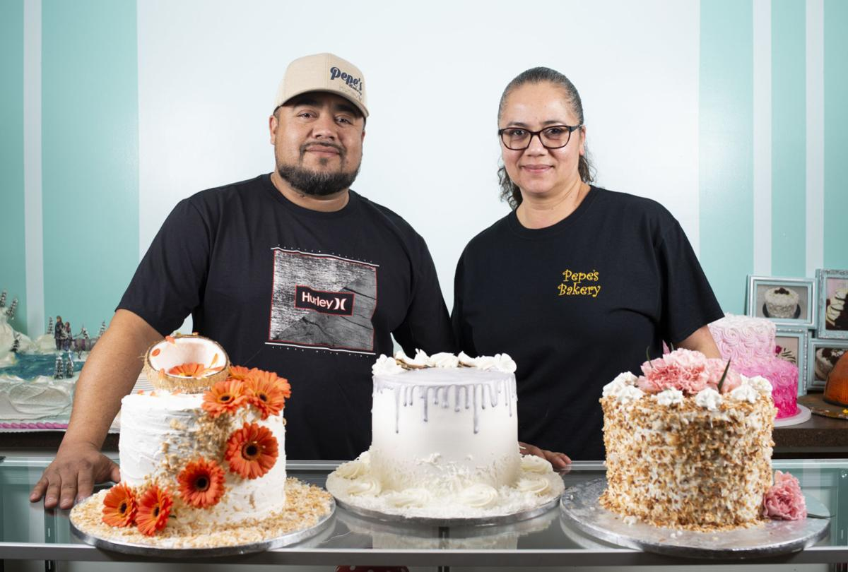 Pepe's Bakery Cake Co-creation