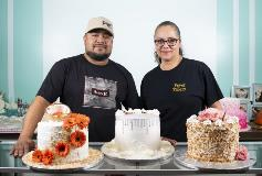 Sunnyside bakery lends expertise in new cake mixes