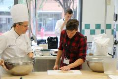 Education takes center stage in the baking industry
