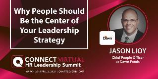 Jason Lioy, Dawn Chief People Officer, Presents at Quartz Network HR Leadership Summit
