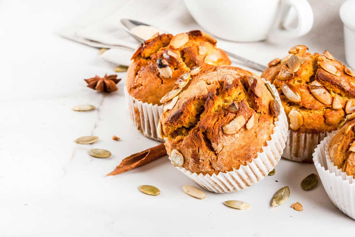muffins and clean label