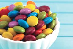 Taking a natural approach to confectionery colors