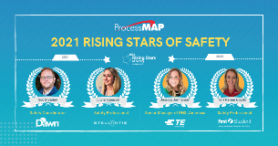 Rising Stars of Safety, Class of 2021