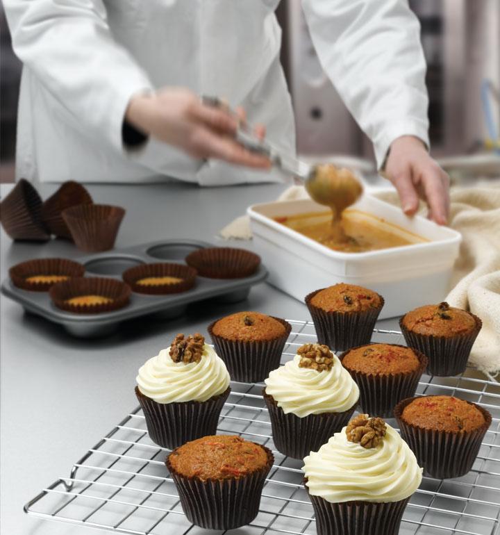 Scoop & Bake- Caramel Vanilla Muffins feature