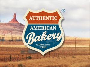 Authentic American Bakery Campaign Logo