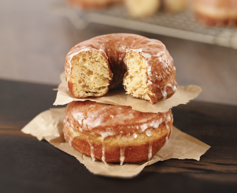 Functional Foods - Sourdough Donuts