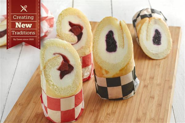 Strawberry Cheescake Wraps