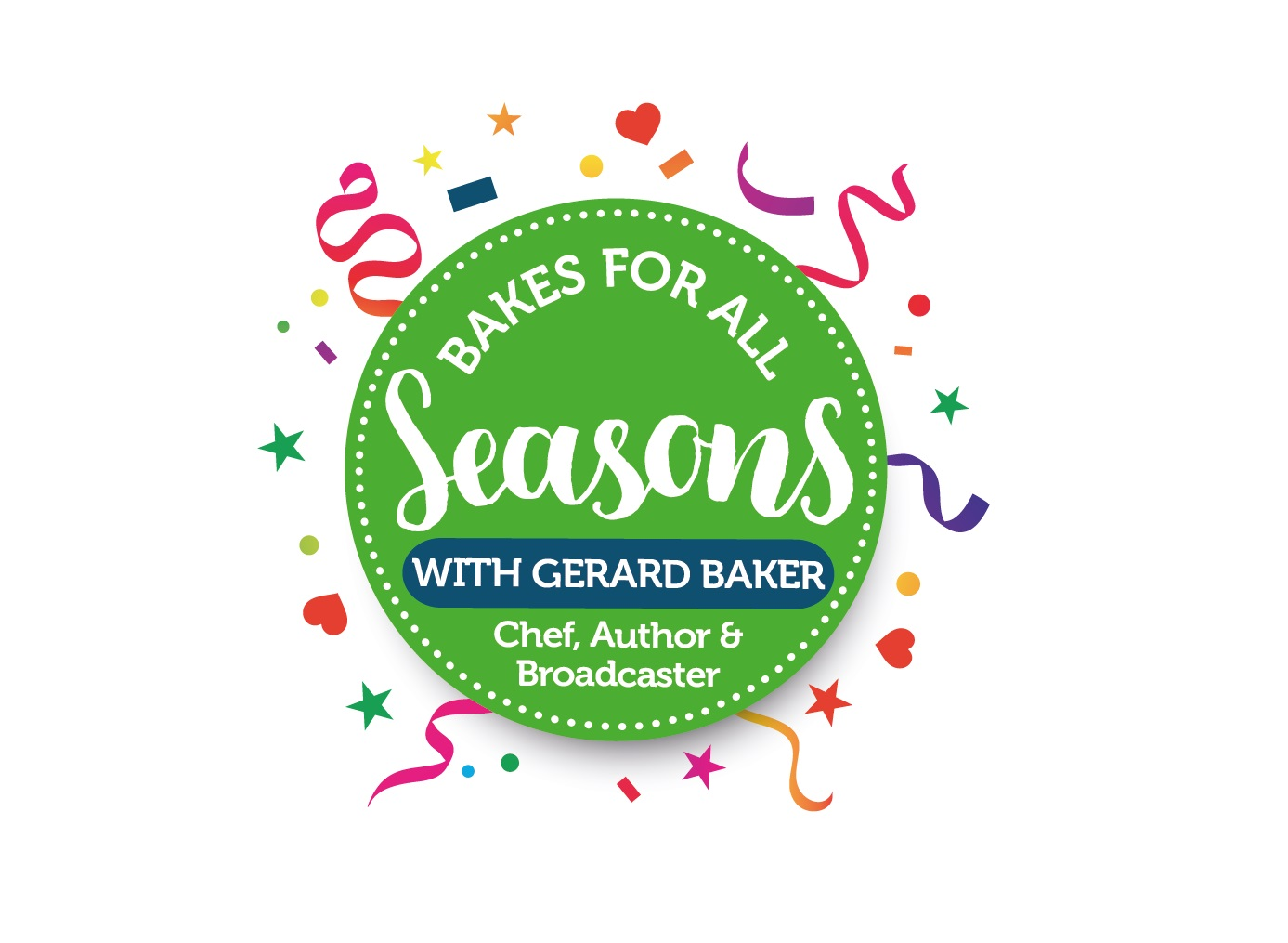 Bakes for All Seasons with Gerard Baker - Spring 1