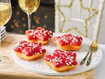Dawn's New Christmas Star Donut!