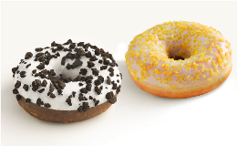 New Premium Donuts Flavours to Melt Your Customers' Hearts