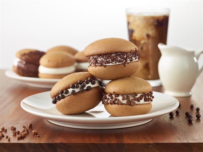 Coffee whoopie pies inspired by you