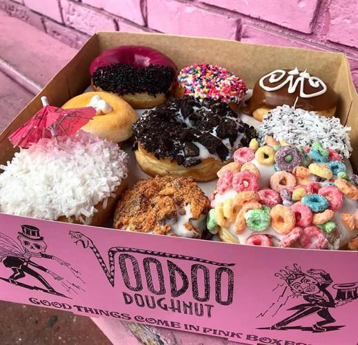 Consistency remains key for Voodoo Doughnut.