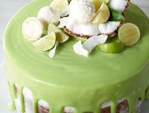 Inspired By You Lime Coconut Cake