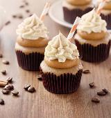 Inspired by You Pumpkin Spice Latte Coffee Cupcakes
