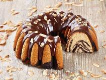 Inspired by You Chocolate toasted coconut bundt cake