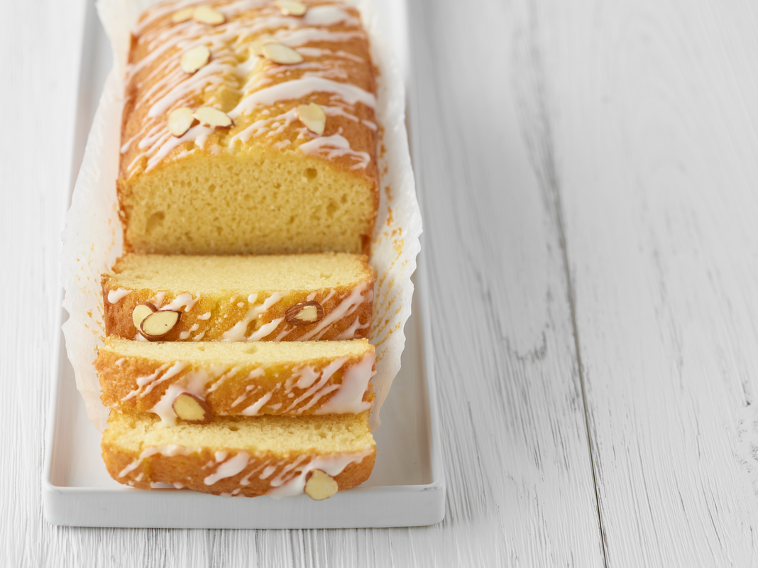 Mix it Up_Almond Loaf Cake